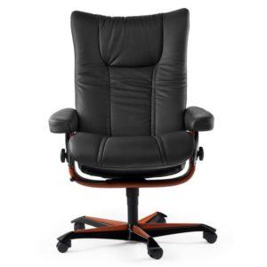 ekornes, stressless, office chair, office
