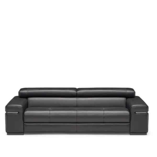 natuzzi italia, leather sofa, italian leather sofa, contemporary sofa